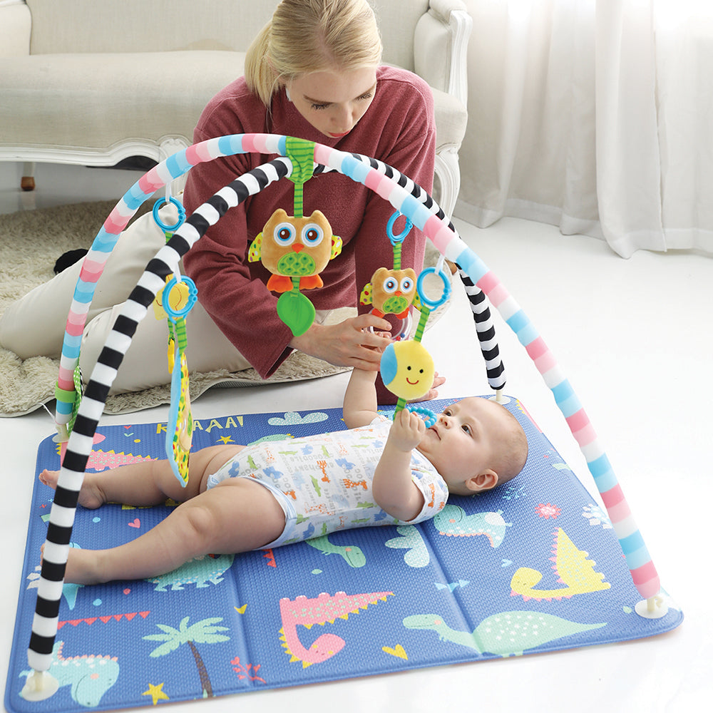 BABYCARE Activity Gym Mat- Good Dinosaur