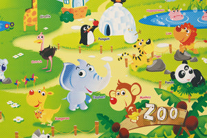 DWINGULER Playmat-Zoo