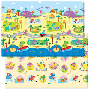 BABYCARE playmat - Dino Sports