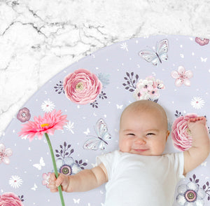 BABYCARE Accent Playmat- Flower