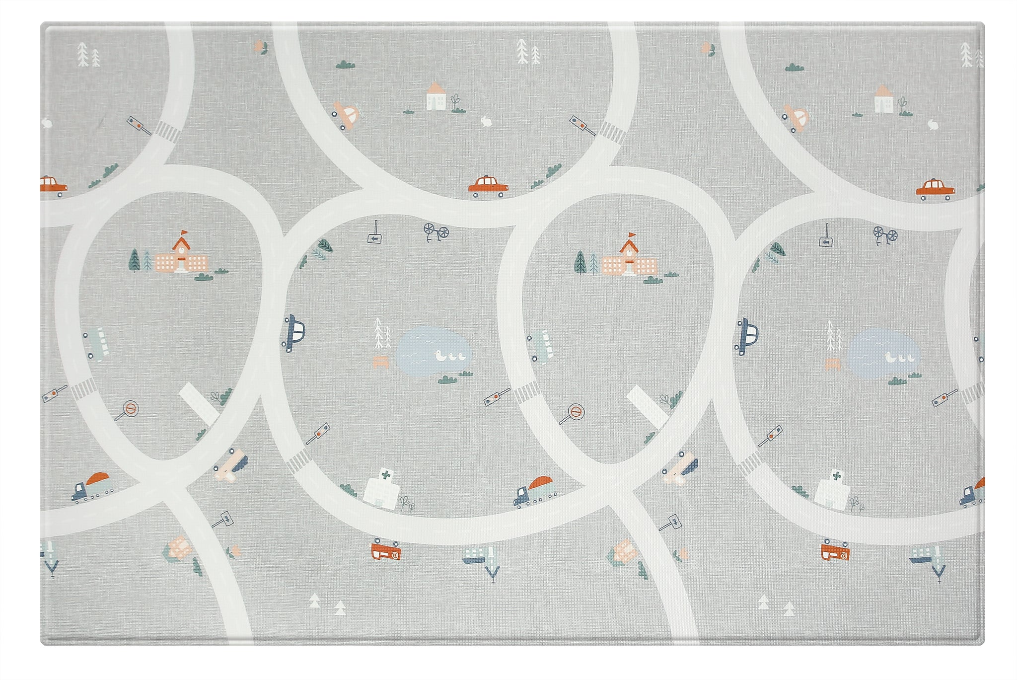 BABYCARE Playmat-Tiny Ville