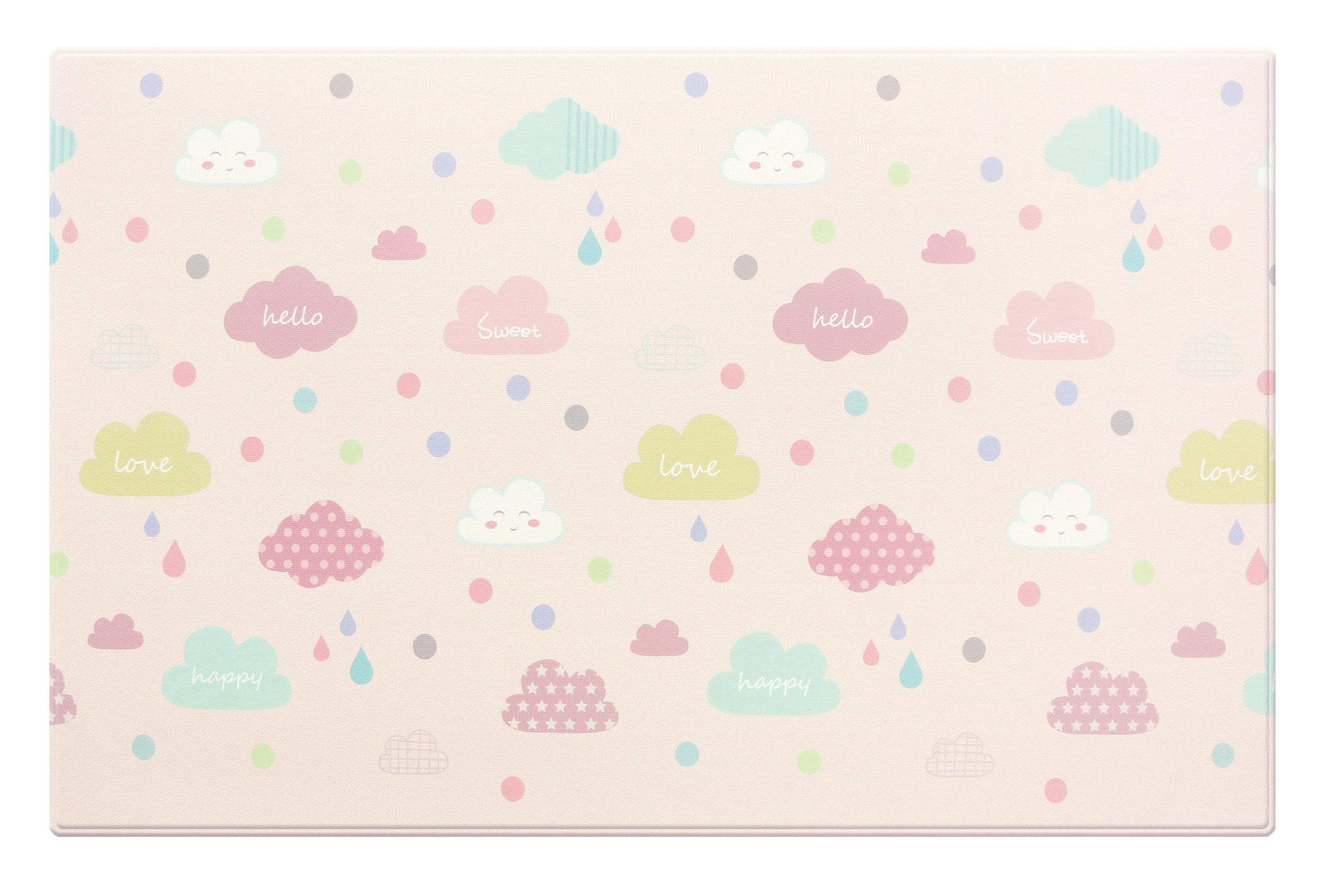 BABYCARE Playmat- Happy Cloud