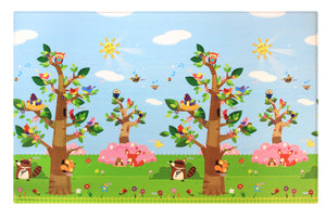 BABYCARE playmat - Birds in the Trees