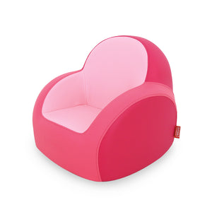 DWINGULER Kids Sofa - Cherry Pink