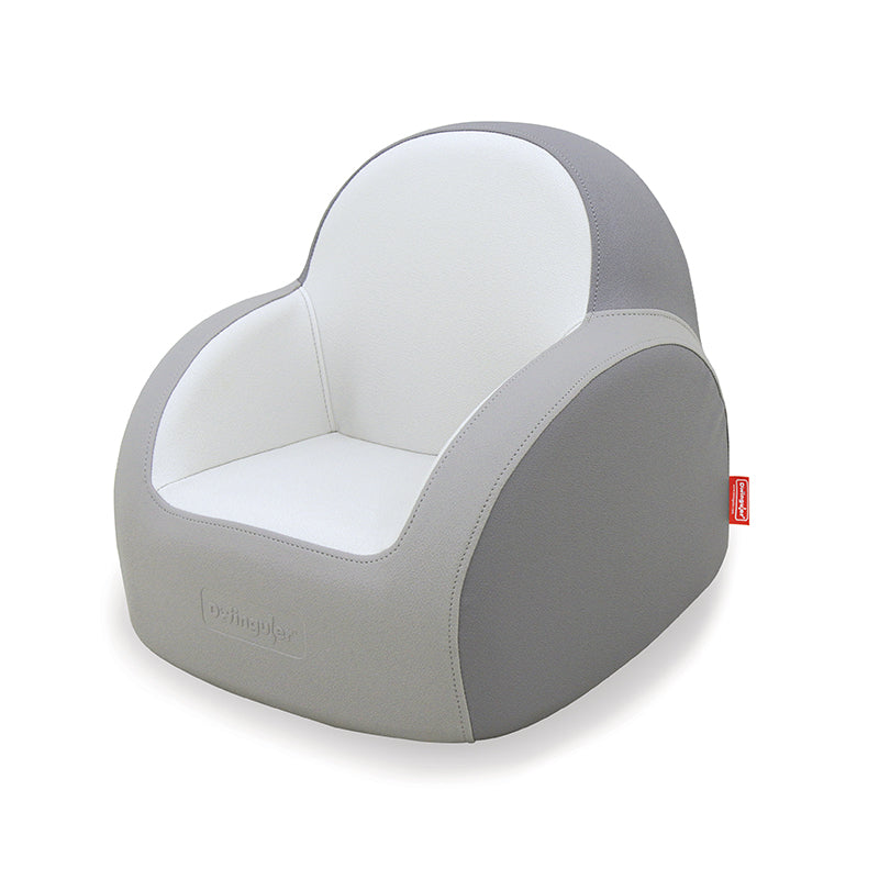 DWINGULER Kids Sofa-Dove Grey