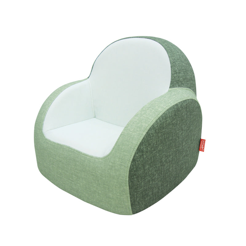 DWINGULER Kids Sofa-Olive Green