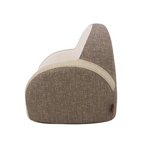 DWINGULER Kids Sofa-Wood Brown