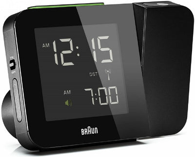 Braun Projecting Alarm Clock