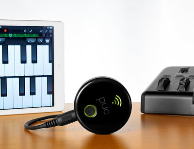 PUC Wireless MIDI Connection for iOS Devices