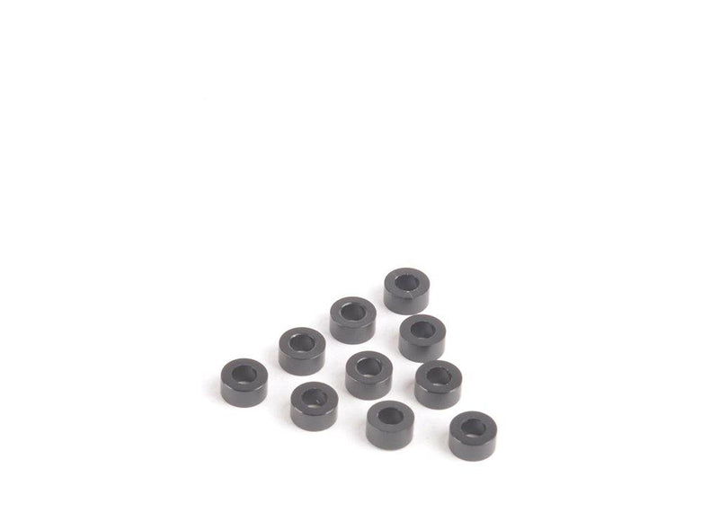 Schumacher Racing M3 Black Alloy Washers 3.00mm (Pack of 10) U7712