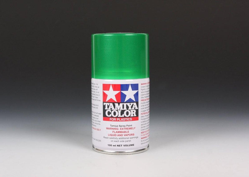 Tamiya Spray Lacquer TS-20 Metallic Green