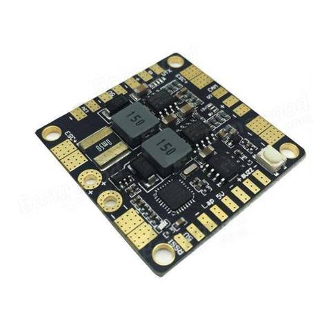 RROSD EVO V1 12V 5V 3A BEC OSD Power Distribution Board