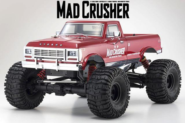 Kyosho (33152B) Mad Crusher GP-MT 4WD