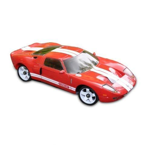 Mini-Z Body Ford GT Style Red 98MM Body Only