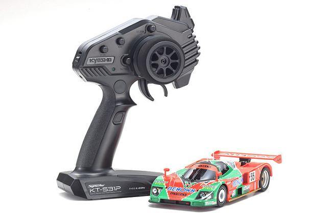 Kyosho (32328RE-B) MINI-Z RWD MAZDA 787B No. 55 LM MR-03 RS