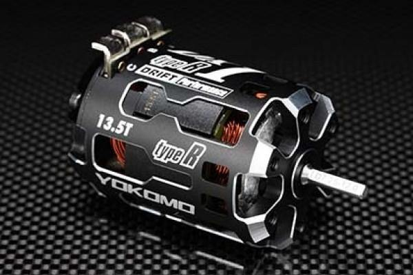 YOKOMO DX1R 13.5R BRUSHLESS MOTOR (RPM-DX135R)