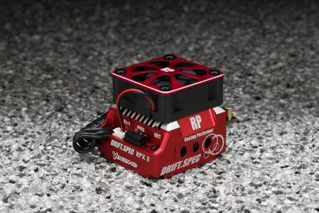 YOKOMO Racing Performer Competition Brushless ESC, RED Version BL-RPX2DR