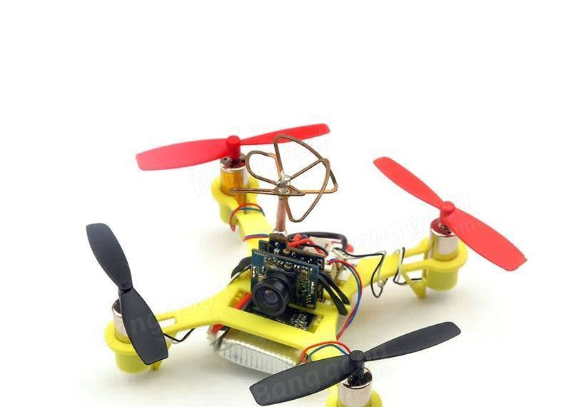 Eachine Tiny QX90C (DSM2) 90mm Micro FPV Racing Quadcopter Based On F3 EVO Brushed Flight Controller BNF