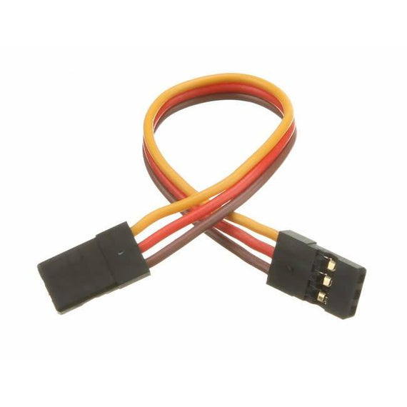 JR Compatible Male to Male Servo Lead 100mm