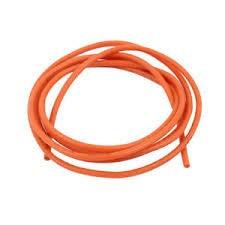 Silicone Wire 14 AWG 1 Meter - Orange