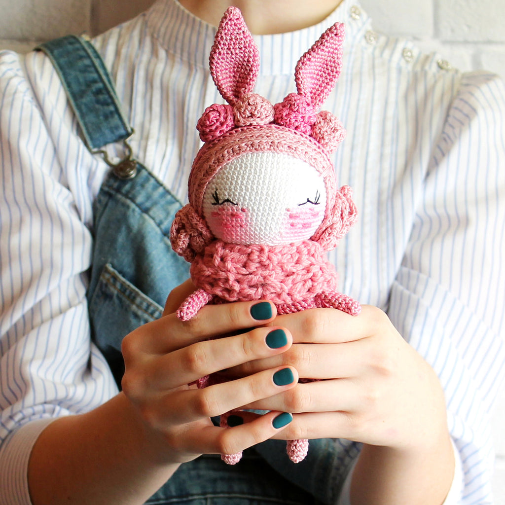 Crochet Troll Doll Patterns And Tutorials | The WHOot | 1024x1024