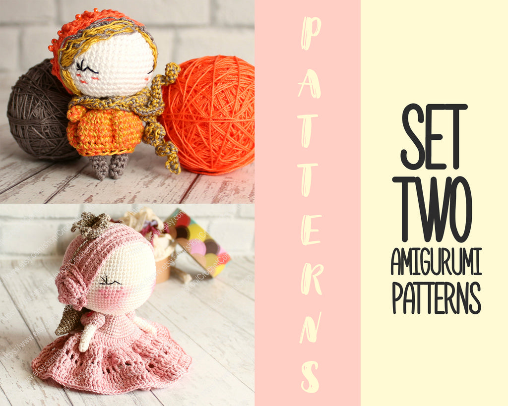 20 Free Amigurumi Patterns to Melt Your Heart | 819x1024