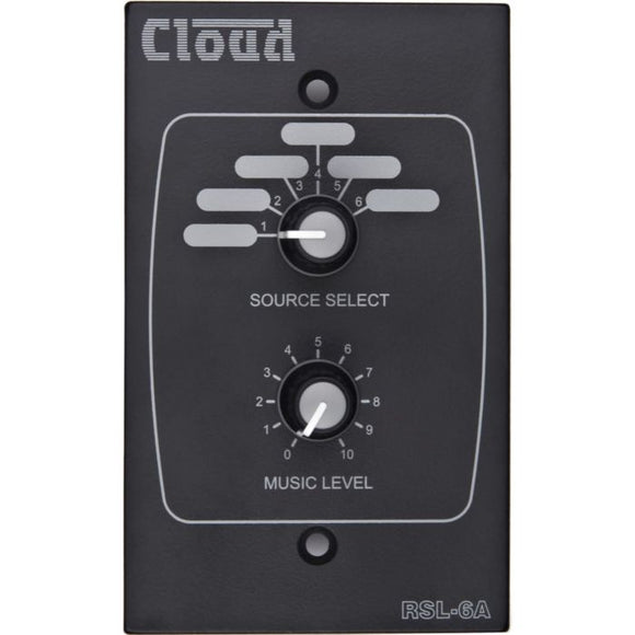 Black Cloud RSL6AB remote level controller