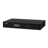 Black Luxul Epic 4 ABR-4500 Router Rackmount Front