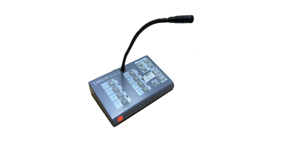 Cloud CDPM8 digital paging microphone