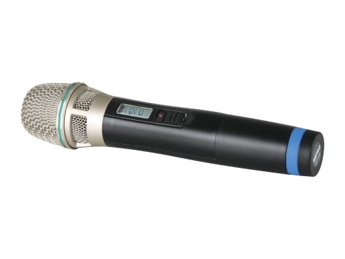 Black MiPro ACT32H-6 Wireless Handheld Microphone (Transmitter Only)