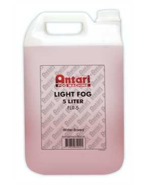 Red/pink Antari Light fog machine 5 litre