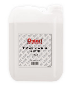 Clear Antari Haze fog liquid machine 5 litre