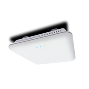 White Luxul XAP-810 Wireless Dual-band Access Point