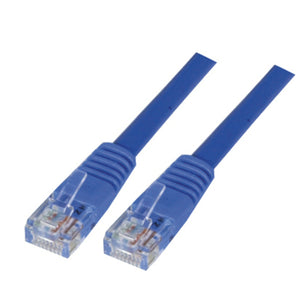 Datatech Cat5E blue Patch lead 0.5m