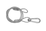 Silver Cable Event Light - 3MM Safety Wire
