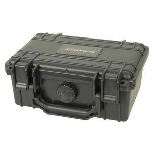 Black Duratech HB6388 small case with purge value outside view