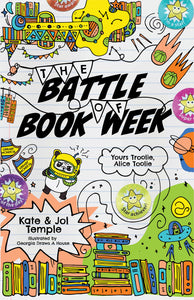 The Battle of Book Week: Yours Troolie, Alice Toolie 3