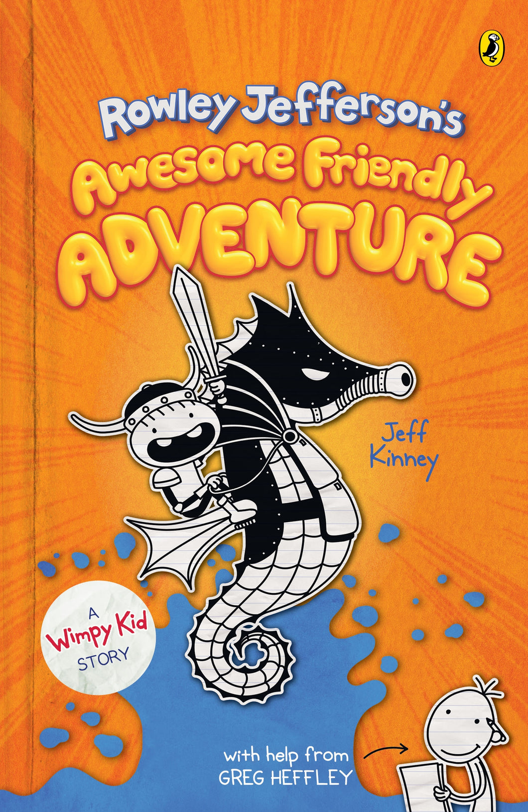 Rowley Jefferson's Awesome Friendly Adventure - Hardback at Paperback Price!