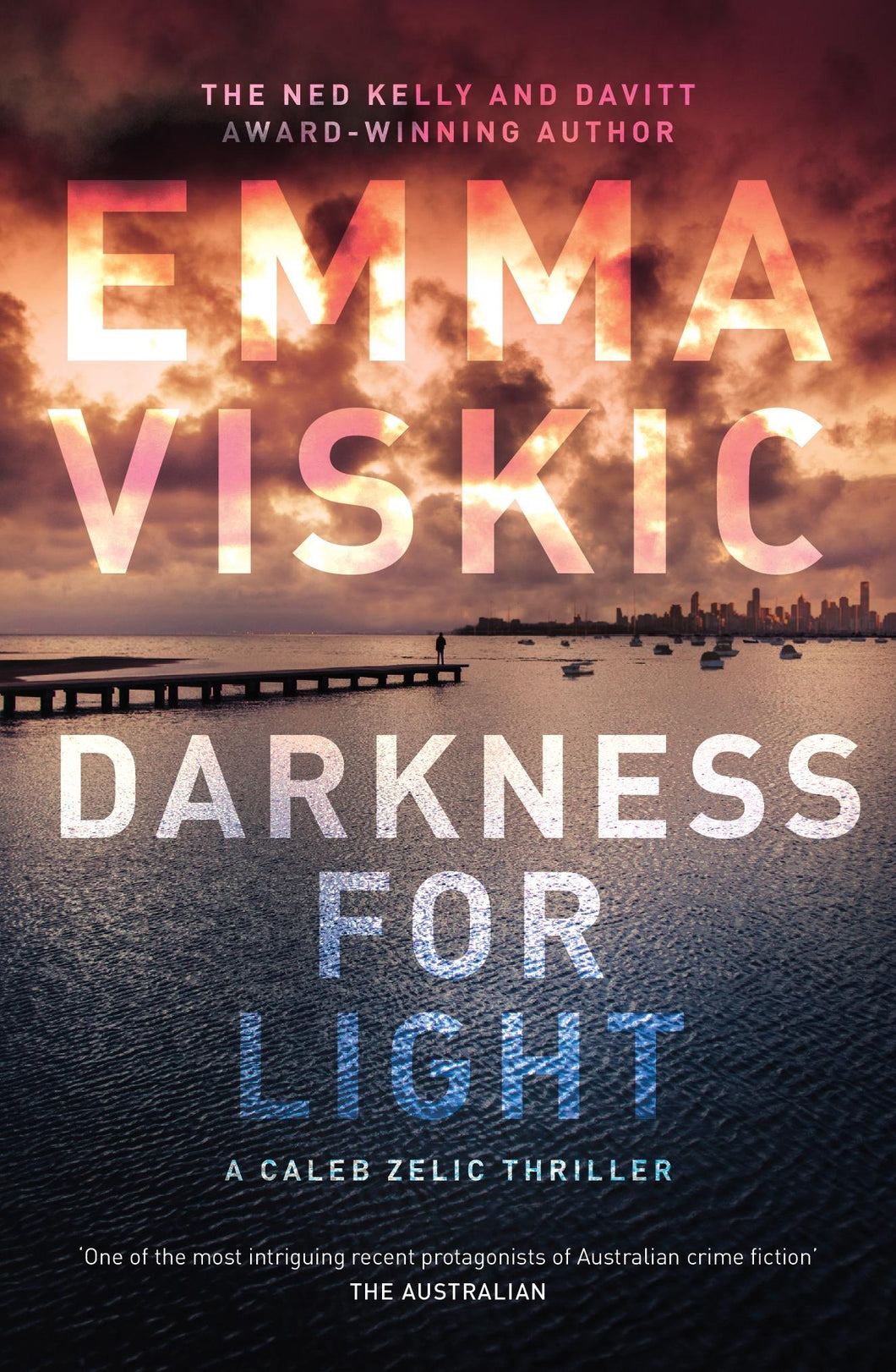 Darkness for Light - A Caleb Zelic Thriller