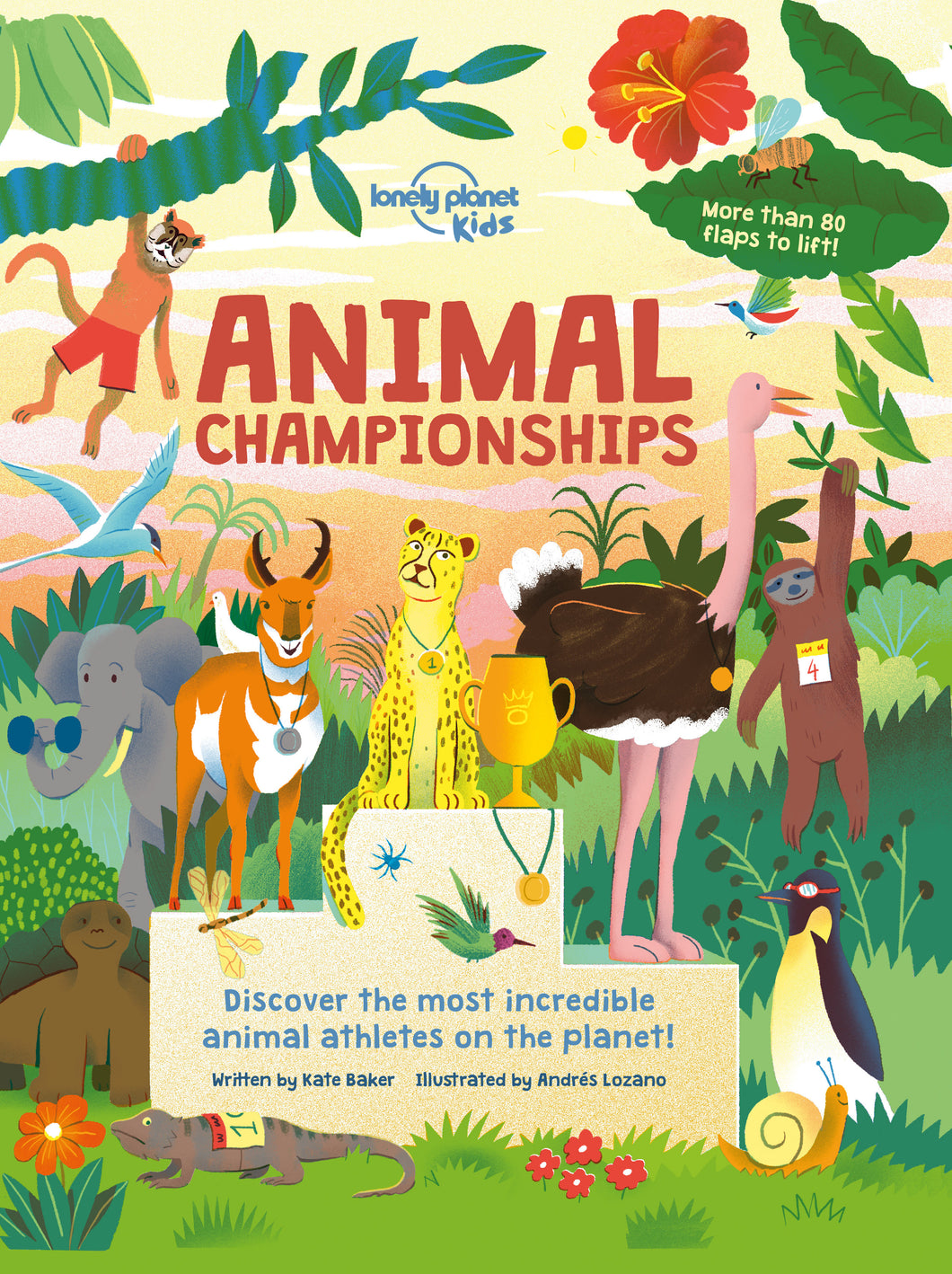 Animal Championships - More Than 80 Flaps to Lift!