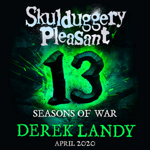 Skulduggery Pleasant (13) - Seasons of War
