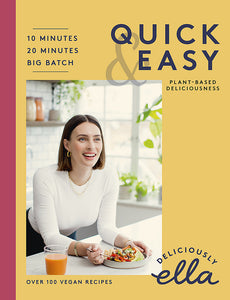 Deliciously Ella Quick & Easy (Delayed to 25th August)