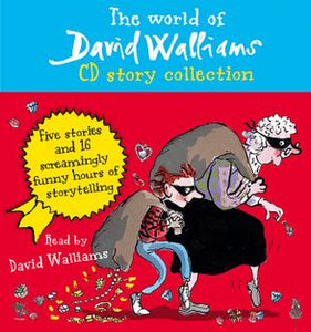 The World of David Walliams CD Story Collection: The Boy in the Dress/MrStink/Billionaire Boy/Gangsta Granny/Ratburger [Unabridged Edition]