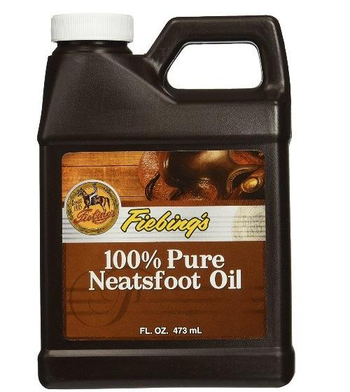 100% Pure Neatsfoot Oil (32 oz.)