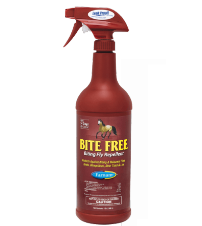 Fly Repellent Bite Free