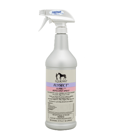 Fly repellent Equicare Flysect