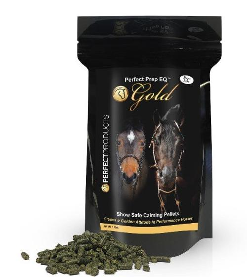 Perfect Prep EQ Gold Pellets