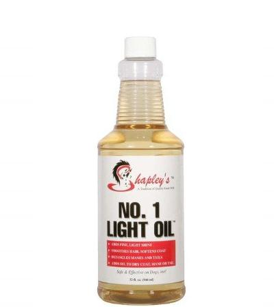Shapley's #1 Light Oil