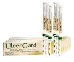 UlcerGard Oral Paste for Horses, 1 syringe (4 doses)