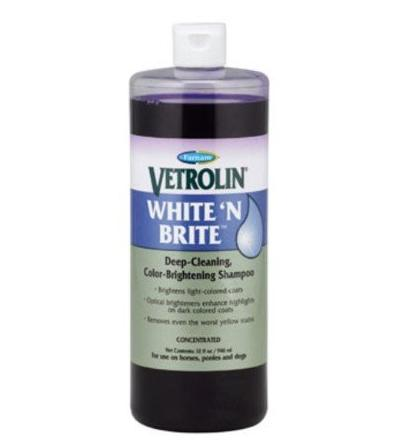 Vetrolin White N' Brite Shampoo